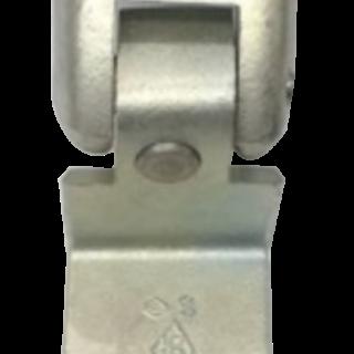 Dobradiça da Porta Superior Traseira Esquerda Renault Master II - 8200521892