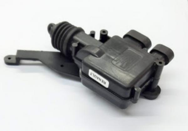 Trava Elétrica Porta Dianteira Esquerda Renault Clio - 090341