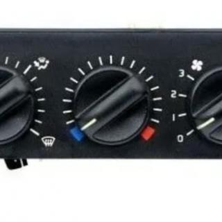 Painel Controle De Ar Ventilação Renault Master