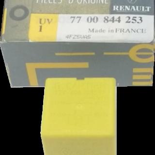 Rele Ventoinha Renault Clio Scenic Megane 12v 40a