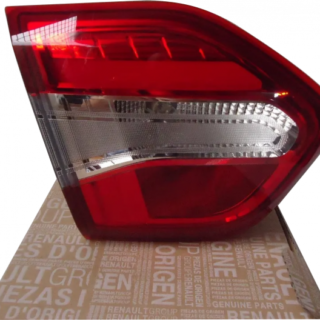 Lanterna Tampa Traseira Esaquerda Renault Fluence