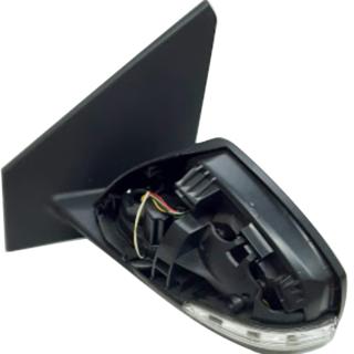 Retrovisor Elétrico com Pisca Lado Esquerdo sem Capa Renault Megne - DM301-380851