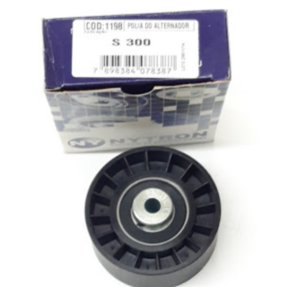 Polia do Alternador Mercedes S300 - 1198