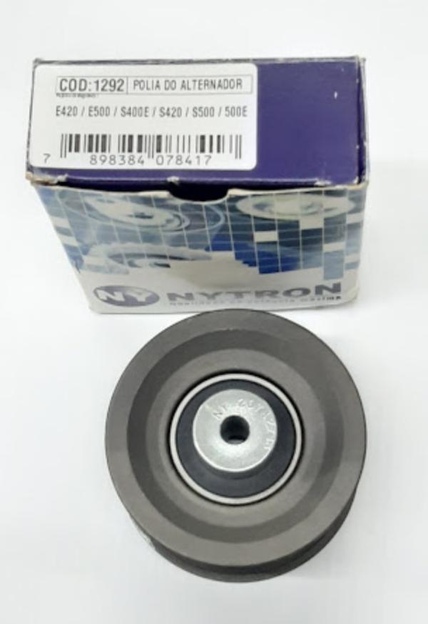 Polia do Alternador Mercedes 260E/260SE/300E - 1292