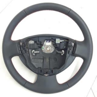 Volante Couro Parcial Renault Logan Sandero - 9851103574r