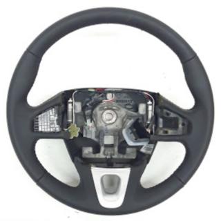 Volante de Direção em Couro Parcial Renault Fluence - 484007658R