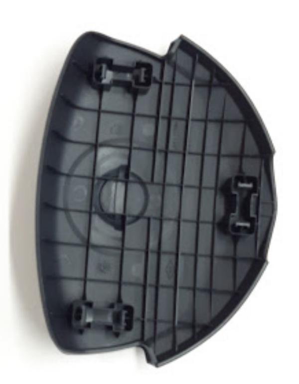 Capa da Buzina do Volante Nissan - 8200609997