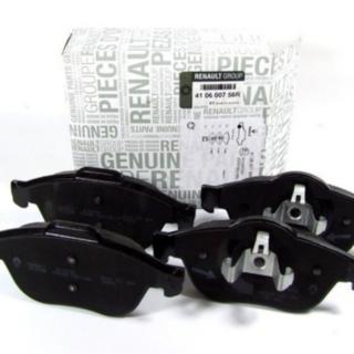 Pastilha de Freio Renault Megane II - 410600756r