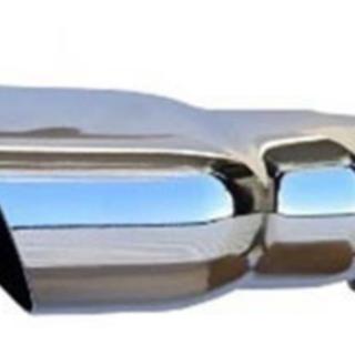 Ponteira do Escapamento Cromado Renault Logan Sandero - 7702270440