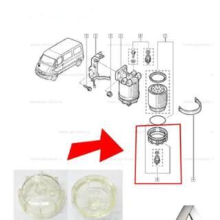 7702295179 tampa filtro de oleo renault master ii
